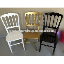 Hot sale solid wood napoleon chair with great price