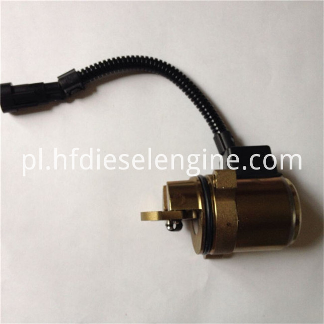 engine stop solenoid (3)
