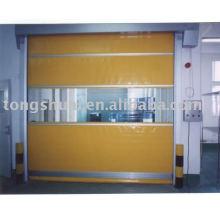 rapid rolling shutter door