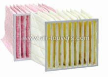 Medium-efficiency Bag Air Filter