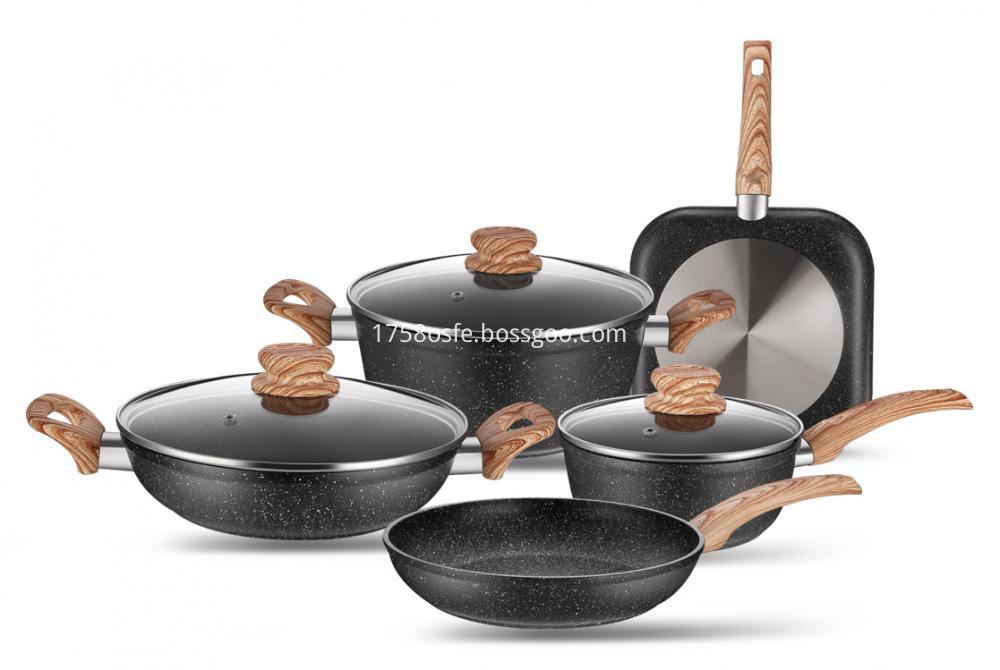 Aluminum Cookware Set