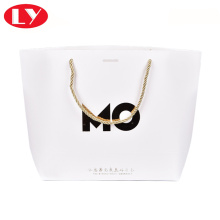 Shopping bag in carta riciclata personalizzata