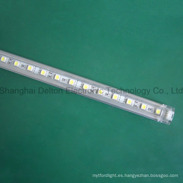 Easy-Connect DC12V Aprobado por la CE Barra de luz LED para gabinete y uso Showcase