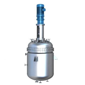 Tanque Cristalizador Tipo W com Tecnologia Avançada