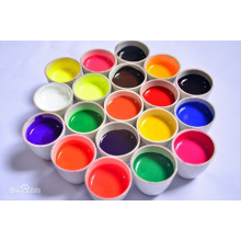 High Quality Silicone Color Paste (Silicone rubber color masterbatch) for Htv Silicone Rubber Use