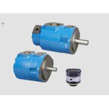 20v, 25v, 35v, 45v, Vq Sqp Single Vickers Hydraulic Vane Pump For Plastic - Injection Machine