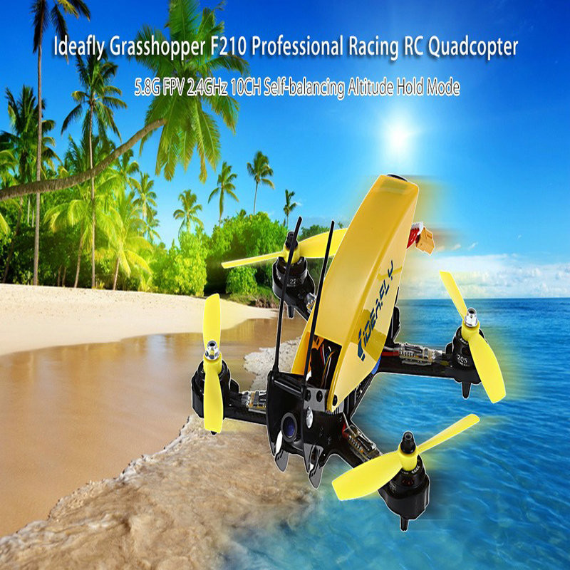 RC Drone With Transmitter