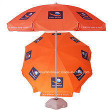 Windproof Parasol Outdoor Beach Umbrella