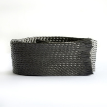Grossist Serviceable Carbon Fiber Flätad Kabel Sleeve