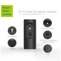 Smart Wireless Ip Camera Mini Wifi 1080p Hd Portable Clock Ip Camera