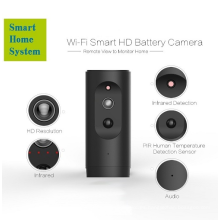 Cámara inalámbrica elegante del IP Ip de la cámara inalámbrica de Wifi Ip 1080p Hd