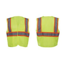 High visible Work uniform reflective safety vest with refle