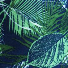 Оксфорд 420d Печать нейлоновой ткани из морщин с ПУ покрытием (XQ-418)