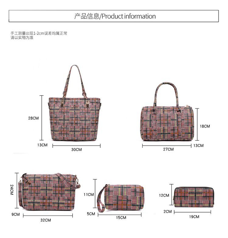 lady hand bags x17203 (5)
