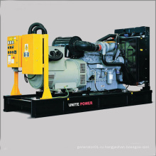 275kVA Китайский генератор дизельного генератора дизельных двигателей Wandi