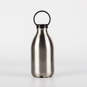 Single Wall Stainless Steel Hot Water thermos Bottle