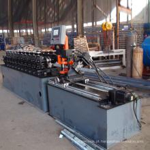 Prensa de metal drywall e máquina de prensagem de esteiras