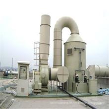 Abgas-Entsorgungssäurenebel-Gasreinigungsturm frp Reinigungsturm-Industriegas