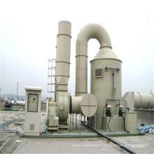 Purification des gaz résiduaires purification de gaz brouillard tour de purification de l'eau