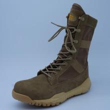 Nuevo diseño Desert Light Military Boots Jungle tactical Boots