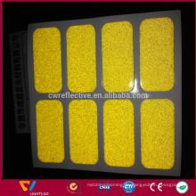 Benutzerdefinierte gedruckt 3m gestanzte selbstklebende reflektierende Vinyl PVC Aufkleber