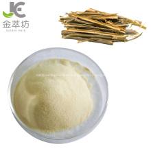 extracto de corteza de sauce 50% polvo de salicina