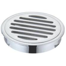 Bathroom Toilet Round Brass Machine Floor Drain (901.11.12)