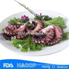 Замороженные отрубленные и вареные осьминоги с заводской ценой