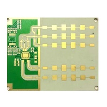 Microwave radio frequency board pcb