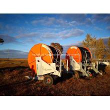 máquina de irrigação da fazenda área média com alta eficiência