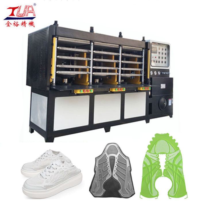 KPU Shoe Upper Sport Vamp Machine de moulage