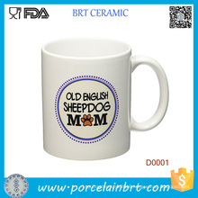Wholesale White 11oz Ceramic Mug