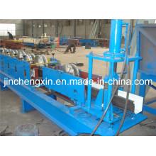 Máquinas para formação de calhas de água