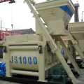 Js1000 Twin-Shaft High Quality Concrete Mixer Price