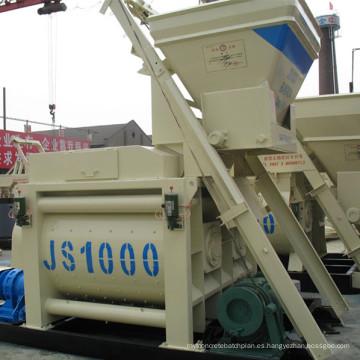 ¡en venta! ! ! Mezclador concreto estacionario automático Js1000