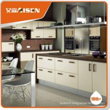 Design professionnel de moules meubles de cuisine mobiles pvc