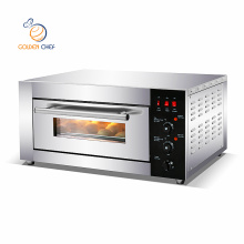 commercial baking 1 tray single deck household  mini oven baking bread cake countertop electric bread oven deck oven baking