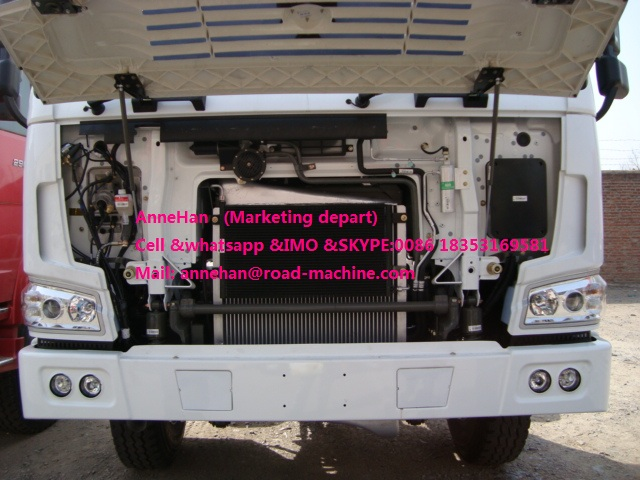 Howo cargo chassis  (16)