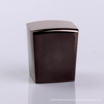 ODM angeboten Fabrik Black Abs Kunststoff Parfüm Verschlusskappe