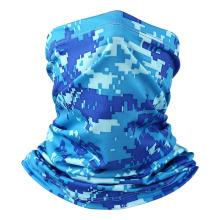 Camouflage Neck Gaiter Cover Tube Face Bandanas