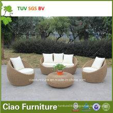 UV Proof Sectional Sofa Set Patio Sofa