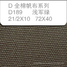 32/2 * 16 amarillo 100% algodón anti ácaros telas repelentes de insectos