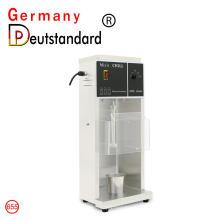 Machine commerciale à grignoter au lait frappé avec CE