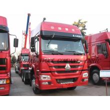 HOWO Tractor para servicio pesado (ZZ4257N3241W)