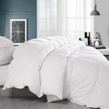 Lightweight Goose Down Comforter Queen Size Duvet Insert