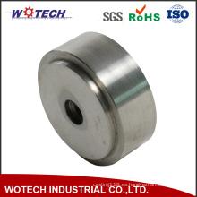 Piezas de torneado del metal de aluminio anodizado de alta calidad