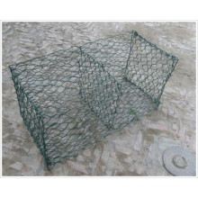 Rock Filled Gabion Baskets / Welded Gabion Box