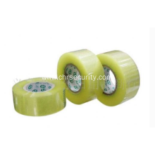 Strong portable low noise fragile bopp packaging tape