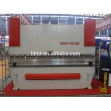 Machine de frein à presse / presse à synchronisation électrique-hydraulique CNC