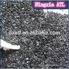 Carvão activado de palmeira granular para purificação do ar